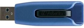 49805, VERBATIM V3 MAX BLACK/GREY USB 3.0 16GB