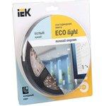 Лента светодиодная ECO LED LSR-3528W60-4.8-IP20-12V 5Вт/м ...