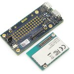 Фото 4/5 Intel Edison Breakout Board Kit, Миникомпьютер на базе Intel SoC включающий в себя dual core IntelAtom 500МГц и МК 32-bit IntelQuark