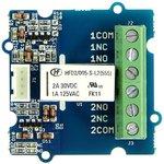 Фото 2/4 Grove - 2-Coil Latching Relay, Релейный модуль 3А для Arduino проектов