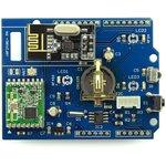 Фото 4/4 WireLess Gate Shield, Arduino-совместимая плата расширения для приема/передачи и трансляции беспроводных команд и данных