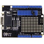 Фото 2/5 RS232 Shield, Arduino-совместимая плата расширения интерфейс RS-232