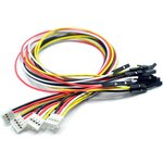Grove - 4 pin Female Jumper to Grove 4 pin Conversion Cable ...