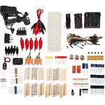 Фото 2/2 Электроника для начинающих (часть 1), Набор для изучения основ электротехники