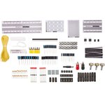 Фото 2/2 Электроника для начинающих (часть 2), Набор для изучения основ электротехники