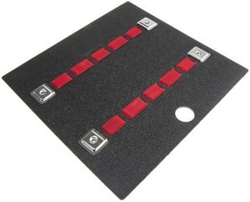 P2, PANEL FOR BOTTOM SSC3 W/ 2 ELASTIC BANDS