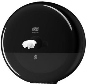 680008, TORK SMARTONE T8 DISPENSER BLACK
