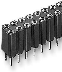 BL6.72Z, Разъем типа провод-плата, 2.54 мм, 72 контакт(-ов), Штекер, Серия BL, Сквозное Отверстие