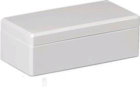 DABP081606G, Корпус для РЭА, 80х160х56мм, пластик ABS, серый