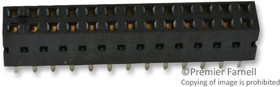 68683-313LF, BOARD TO BOARD, RECEPTACLE, 26 POSITION, 2ROW