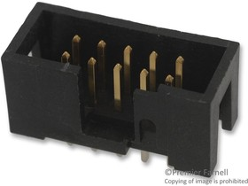 52601-S10-4LF, WIRE-BOARD CONNECTOR, HEADER, 10 POSITION, 2.54MM