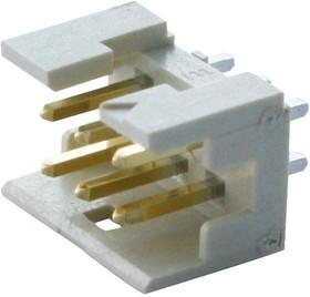 10075025-G01-06LF, Разъем типа плата-плата, вертикальный, 2 мм, 6 контакт(-ов), Штыревой Разъем