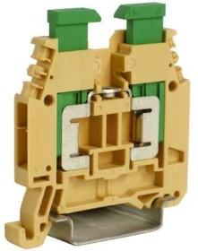Зажим проходной NCS с прорезанием изоляции 1.5кв.мм беж. DKC ZNC100