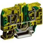 Зажим для заземления HTE.10 10кв.мм желт./зел. DKC ZHT330-RET