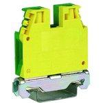 Зажим для заземления TEC.10/O 10кв.мм желт./зел. DKC ZTO510-RET
