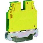 Зажим для заземления TEC.6/O 6кв.мм желт./зел. DKC ZTO120-RET