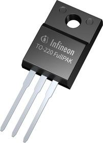 Фото 1/4 IPA60R950C6XKSA1 (6R950C6), Транзистор CoolMOS C6, N-канал 650В 4.4А [TO-220FP]