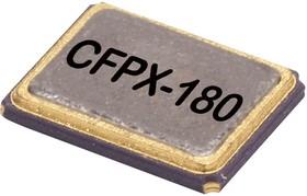 LFXTAL055293, Кристалл, 14.7456 МГц, SMD, 3.4мм x 2.7мм, 30 млн-, 18 пФ, 20 млн-, CFPX-180 Series