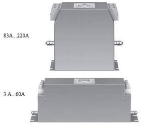 B84243A8012W, 3-Line EMC filter 12A 530/305V
