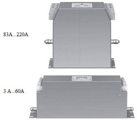B84243A6280A, 3-Leiter EMV-Filter 280A 530/305V