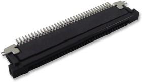 SFV35R-2STE9HLF, FFC / FPC разъем, угловой, 0.5 мм, 35 контакт(-ов), Гнездо, FFC SFV Series, Пайка, Верх