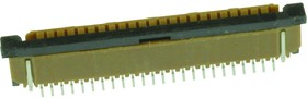 SFW24R-2STE1LF, FFC/FPC CONNECTOR, 24 POSITION, 2 ROW
