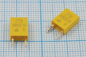 Керамические резонаторы 480кГц с двумя выводами, пкер 480 \C07x4x09P2\\\\ ZTB480E14\2P-2