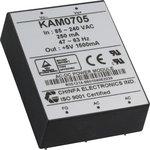 KAM0705, AC/DC преобразователь, 5В,1.5А,7.5Вт