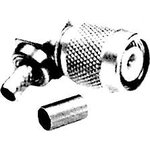 HYR-0210B (GT-210B) (TNC-7404B), Разъем TNC, штекер угловой ...