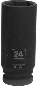 APA11/24, 24mm 1/2 Drive deep impac