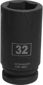 APA30/32, 32MM 3/4 DRIVE DEEP IMPACT SOCKET