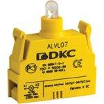 Блок ламповый со светодиод. под винт 220В DKC ALVL220