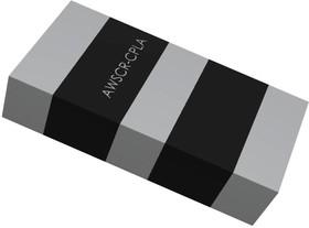 Фото 1/4 AWSCR-2.45CPLA-C30-T4, Резонатор, 2.45 МГц, SMD (Поверхностный Монтаж), 3 Вывода, 100 Ом, ± 0.5%, AWSCR Series