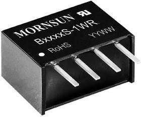 B0503S-1WR3, DC/DC преобразователь, 1Вт, вход 4.5-5.5В, выход 3.3В/303мА