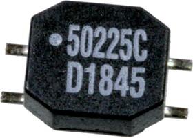 Фото 1/4 50225C, Фильтр синфазный, CMC 2.2mH, 0.5A SM toroid