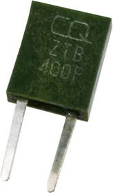 AVX_KBR-400B-400 kHz (ZTB400), керамический резонатор 400 кГц