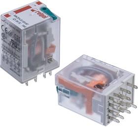 R4N-2014-23-1024-WT*, Реле 24VDC 4 Form C 250VAC/7А