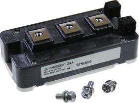 CM200DY-24A, 2 IGBT 1200V 200A 5-gen (A-Series) | купить в розницу и оптом