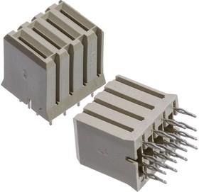 Фото 1/2 5223995-1, Электропитание платы REC 1X004P VRT B-PLANE UPM