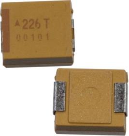TAJV226M050RNJ, Тант.чип конд. 22 мкф х 50в типV 20