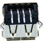 292303-1 Разъем USB Type A розетка