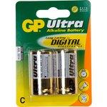 GP 14AU-BC2 ULTRA PLUS ALKALINE ( LR14C343 ) ...