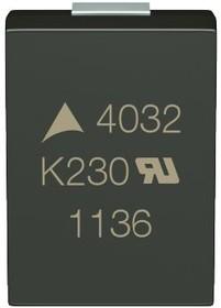 B72660M0111K072, Var MLV 115VAC/150VDC 1200A 180V 4032 SMD J-Lead Automotive T/R
