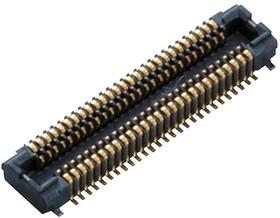 AXT310124A, Составной разъем платы, P4S Series, 10 контакт(-ов), Гнездо, 0.4 мм, Поверхностный Монтаж