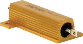 HS50 300R F, RESISTOR, WIREWOUND, 300 OHM, 1%, AXIAL