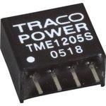 TME 1212S, DC/DC преобразователь, 1Вт, вход 10.8-13.2В ...