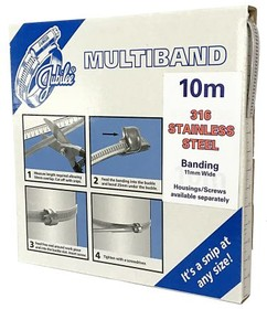 MB1901, 316 Stainless Steel 11mm