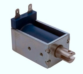 53749-81, 12VDC, Pull, Cont, 8.5W