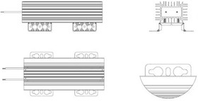 CBR-H295C777-6R8-KT, Resistor High Power Brake