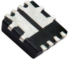 NTMFD5C446NLT1G, Двойной МОП-транзистор, Двойной N Канал, 145 А, 40 В, 0.0022 Ом, 10 В, 2.2 В